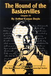 The Hound of the Baskervilles (Chapter XI) cover