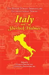 Italy and Sherlock Holmes cover
