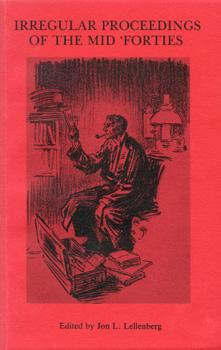 Irregular Proceedings of the Mid 'Forties Cover