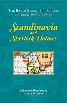 Scandinavia and Sherlock Holmes cover