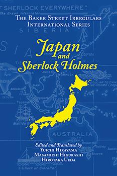 Japan and Sherlock Holmes cover