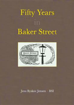 Fifty Years in Baker Street cover